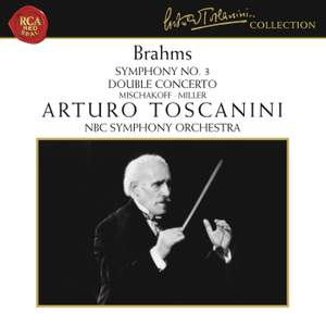 Brahms: Symphony No. 3 in F Major & Double Concerto Product Image