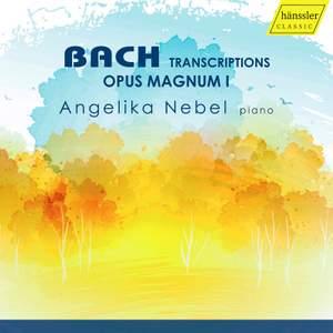 JS Bach: Transcriptions