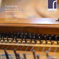 Concerto: Works for one & two harpsichords