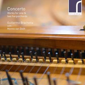 Concerto: Works for one & two harpsichords Product Image