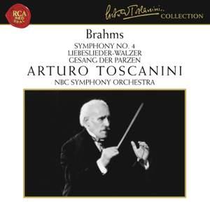 Brahms: Symphony No. 4, Liebeslieder-Walzer & Gesang der Parzen