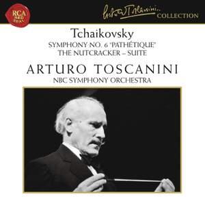 Tchaikovsky: Symphony No. 6 'Pathétique' & The Nutcracker Suite Product Image