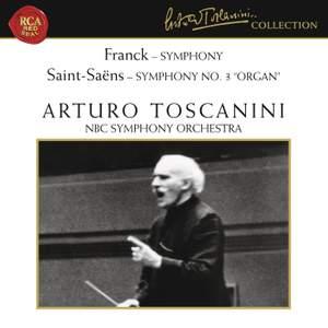 Franck: Symphony in D Minor & Saint-Saens: Symphony No. 3 'Organ' Product Image
