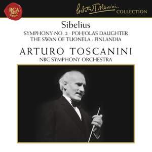 Sibelius: Symphony No. 2, Pohjola's Daughter, The Swan of Tuonela & Finlandia Product Image