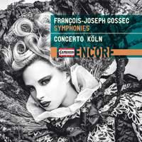 François-Joseph Gossec: Symphonies