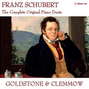 Schubert: The Complete Original Piano Duets