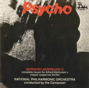 Herrmann, B: Psycho