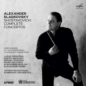 Shostakovich: Complete Concertos Product Image