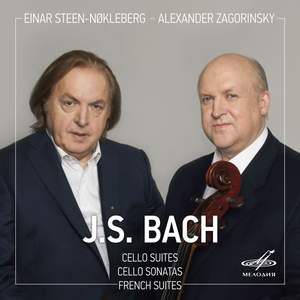 JS Bach: Cello Suites, Cello Sonatas & French Suites