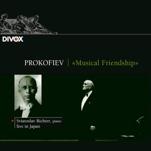 A Musical Friendship: Sviatoslav Richter Live In Japan