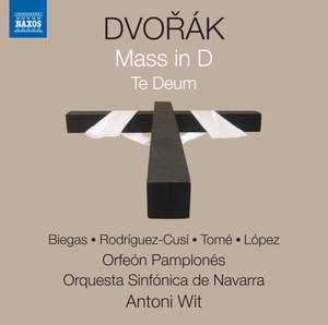 Dvorak: Mass In D & Te Deum
