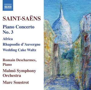 Saint-Saëns: Piano Concerto No. 3
