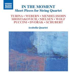 In The Moment: Short Pieces for String Quartet