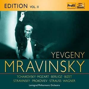 Yevgeny Mravinsky Edition Volume 2