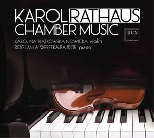 Rathaus: Chamber Music for Violin & Piano