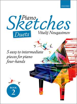 Piano Sketches Duets Book 2