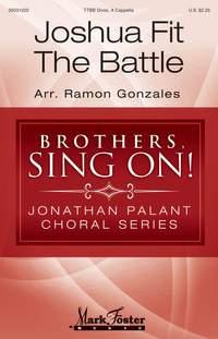Ramon Gonzales: Joshua Fit the Battle
