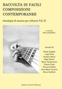 Bruno Giuffredi: Raccolta Di Facili Composizioni Contemporanee