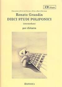 Renato Grandin: Dieci Studi Polifonici