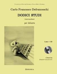 Carlo Francesco Defranceschi: Dodici Studi