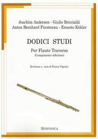 Franco Vigorito: Dodici Studi