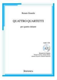 Renato Grandin: Quattro Quartetti