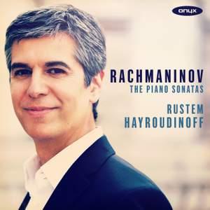 Rachmaninov Piano Sonatas 1 & 2