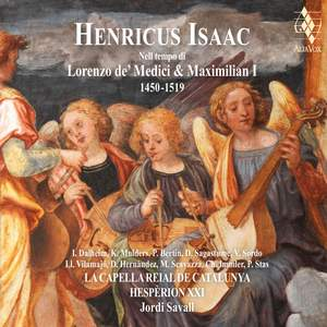 Isaac: In the time of Lorenzo de' Medici and Maximilan I