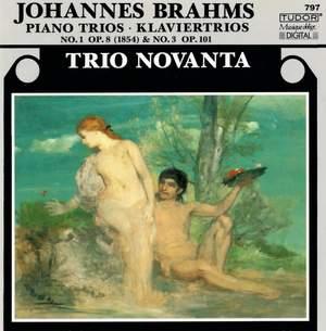Brahms: Piano Trios Nos. 1 & 3