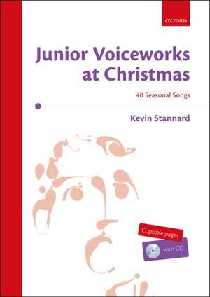 Stannard, Kevin: Junior Voiceworks at Christmas + CD