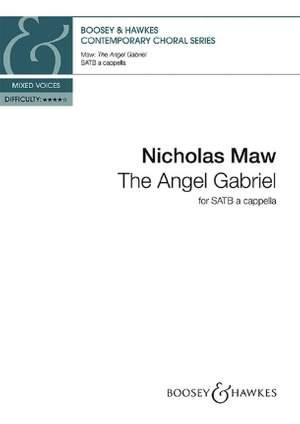 Maw, N: The Angel Gabriel