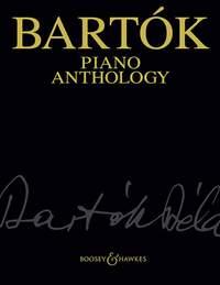 Béla Bartók: Piano Anthology
