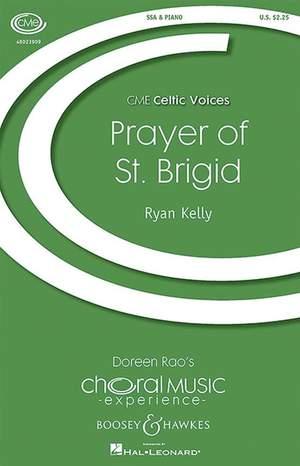 Kelly, R: Prayer of St. Brigid