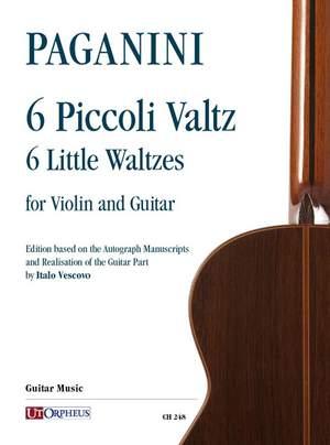 Paganini, N: 6 Little Waltzes