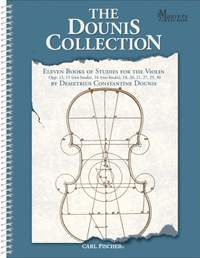 Dounis D: Eleven Books of Studies for the Violin