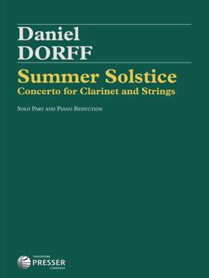 Dorff, D: Summer Solstice
