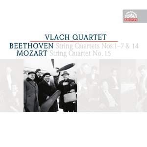 Beethoven String Quartets No. 1-7 & 14 & Mozart String Quartet No. 15