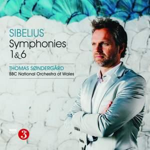 Sibelius: Symphonies Nos. 1 & 6 Product Image