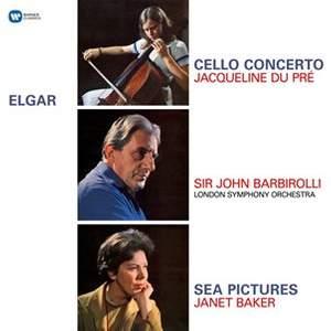 Elgar: Cello Concerto & Sea Pictures - Vinyl Edition