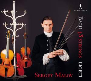 JS Bach & Ligeti: 13 Strings