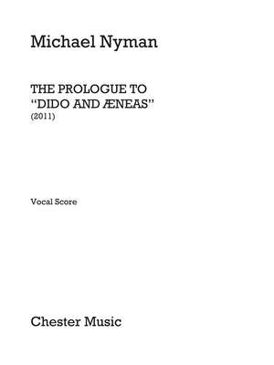 Michael Nyman: The Prologue To Dido And Aeneas