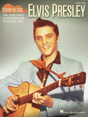 Elvis Presley - Strum and Sing Guitar