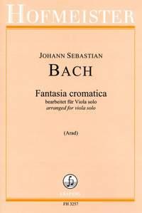 Johann Sebastian Bach: Fantasia Cromatica - Bwv 903