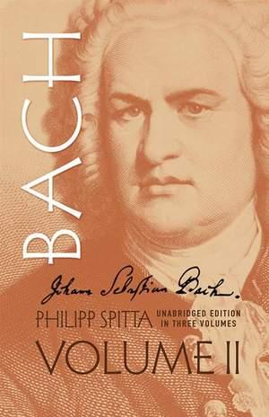 Johann Sebastian Bach, Volume II