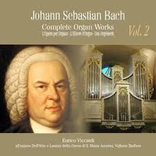 Bach, J.S.: Complete Organ Works Vol.2