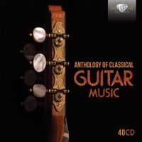 Anthology of Classical Guitar Music, Vol. 1