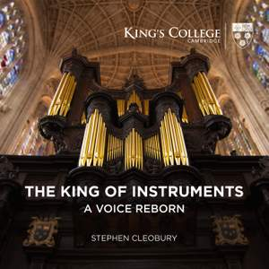 The King of Instruments - A Voice Reborn Product Image