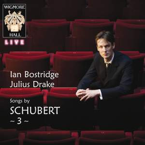 Songs by Schubert 3