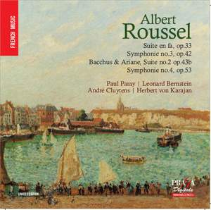 French Music: Albert Roussel