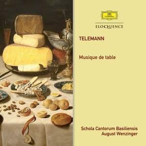 Telemann: Musique de Table Product Image
